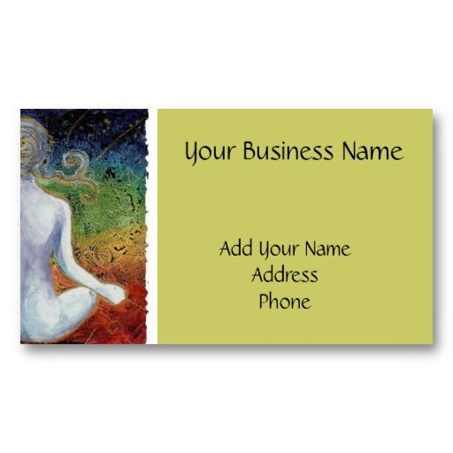 23 best new age business cards images on pinterest business cards new age chakra meditation custom business card colourmoves