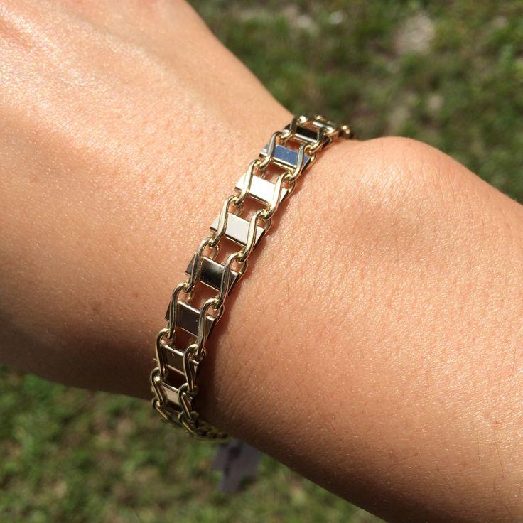 27 best Gold Bracelets images on Pinterest Fine jewelry Gold