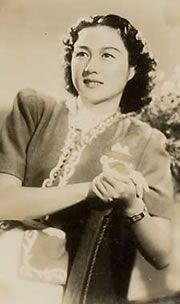 Kuwano Michiko (桑野通子) 1915-1946, Japanese Actress, 桑野みゆき(子)