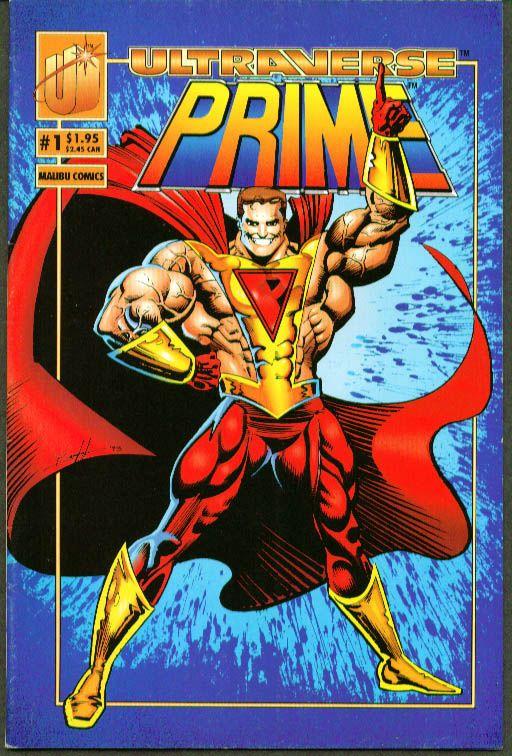 malibu comics | Comic Con International: Ultraverse & Malibu Comics