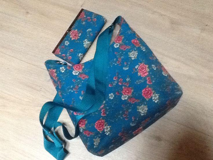Bag+purse=handmade gift