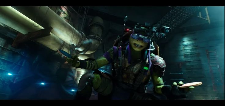 Donnie in the Hashi | TMNT | Pinterest | Art and The o'jays