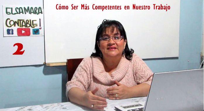 Como Ser Más Competente en Nuestro Trabajo : Auxiliar Contable_Cargos Administrativos   https://www.youtube.com/watch?v=PbPsU_TODog