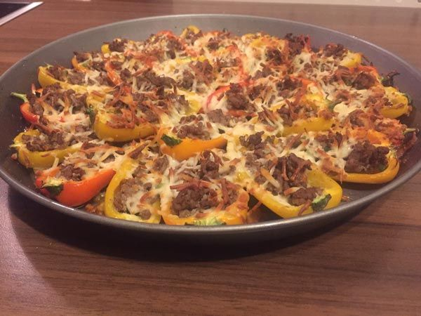 Low-Carb Nachos Alternative - rezepte-lowcarb.de
