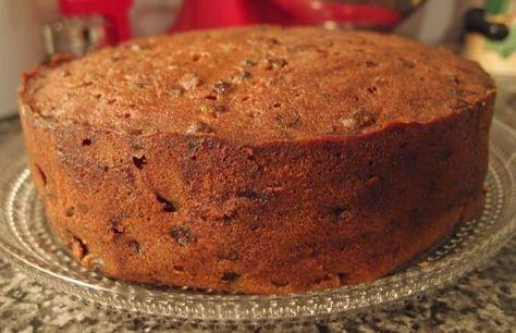 Light Fruit Cake Newfoundland Recipe. Cookbook of Traditional Newfoundland Meals by Newfoundland.ws