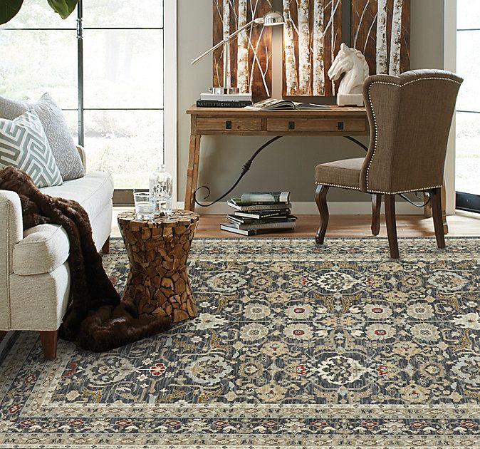 Pin By Carriage House Furniture Compa On Area Rugs Rugs Fine Carpets Dining Room Rug