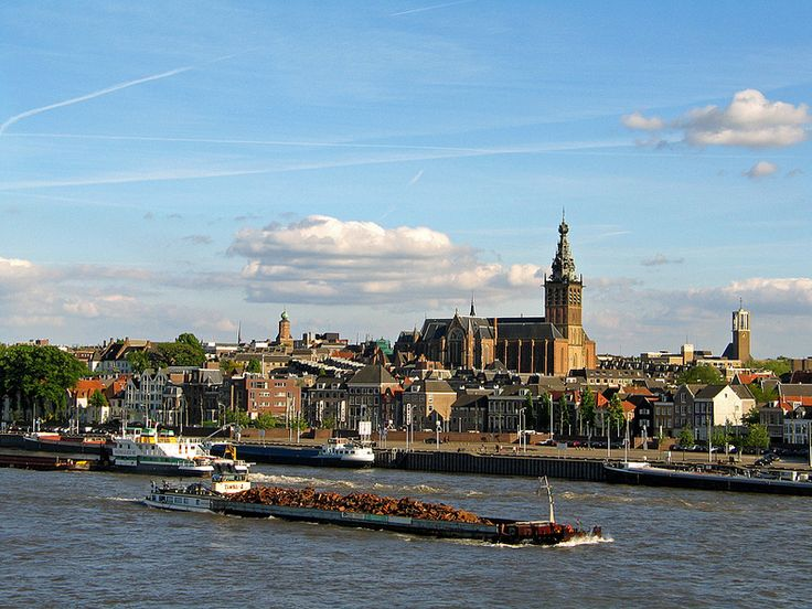 De Waalkade in Nijmegen (Netherlands) | by Pierino Smaniotto