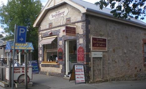 Ye Olde Ice Creame Shoppe  Hahndorf, Adelaide Hills, SA