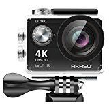 #9: AKASO EK7000 4K WIFI Sports Action Camera Ultra HD Waterproof DV Camcorder 12MP 170 Degree Wide Angle #FabOffers #FabBestSellers #Camera #Photography #Nikon