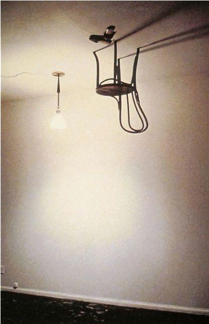 Alexis Smith Anteroom -Environmental Installation 1975