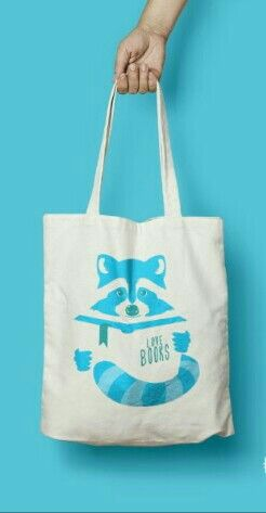 Totebag...Love Books