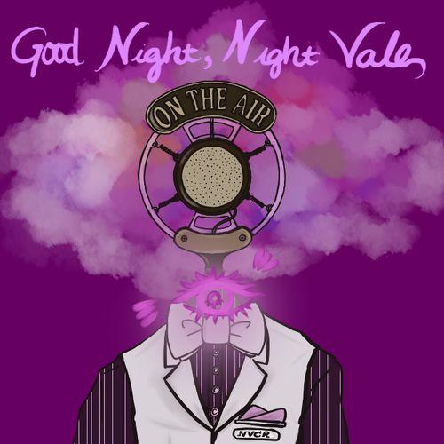 Good night, Night Vale http://sashanico.tumblr.com/post/81795180763/object-head-cecil-and-kevin-headcanons-a-k-a-i