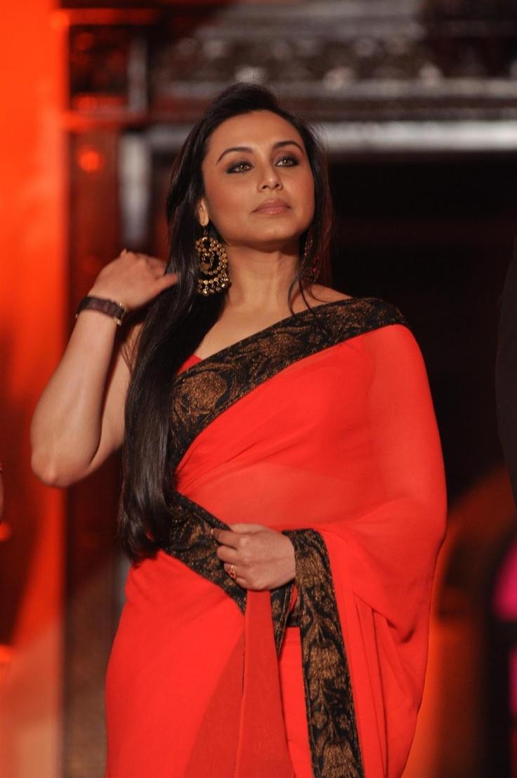 Rani Mukherjee Launches Sanjay Leela Bhansali's TV Serial SARASWATICHANDRA.