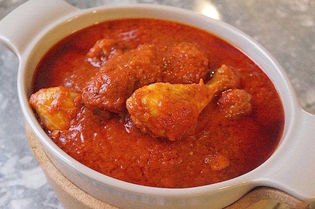 Nigerian Stewed Chicken Recipe