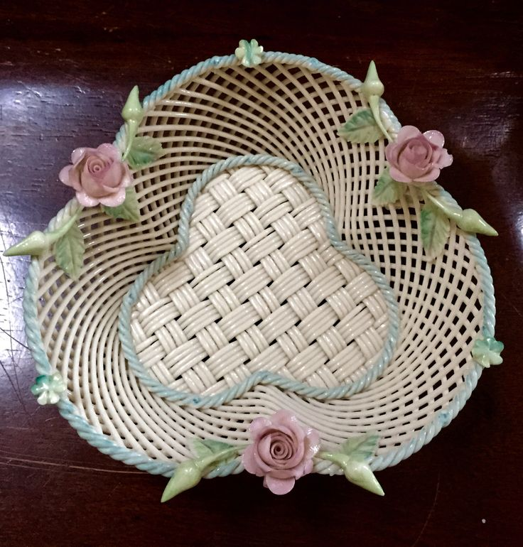 145 Best Images About Belleek China On Pinterest Antiques Cake Plates And Vase