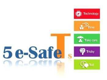 A creative way to promote e-Safety in school