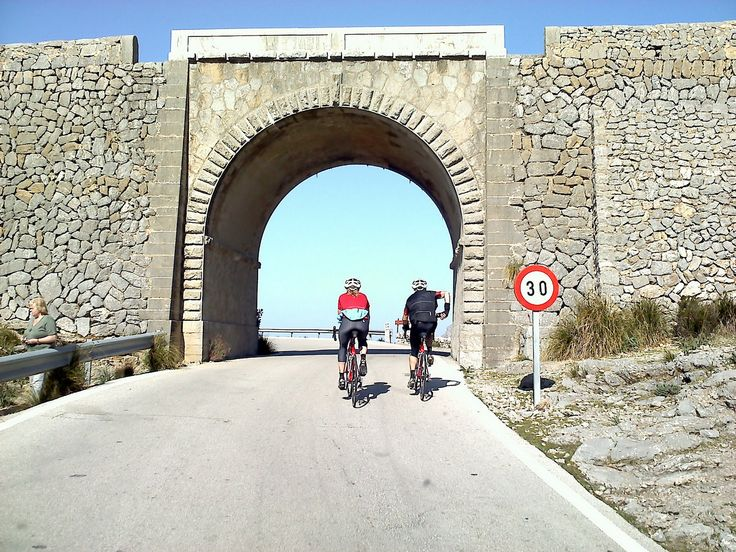 Fall Ride Camp in Mallorca, Spain with Trek Travel