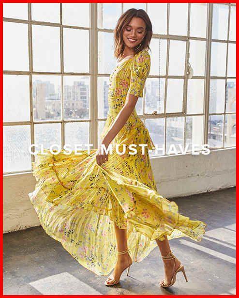 0f72f0509 Shop Top Designer Clothing Brands Online at REVOLVE | Dresses for Women