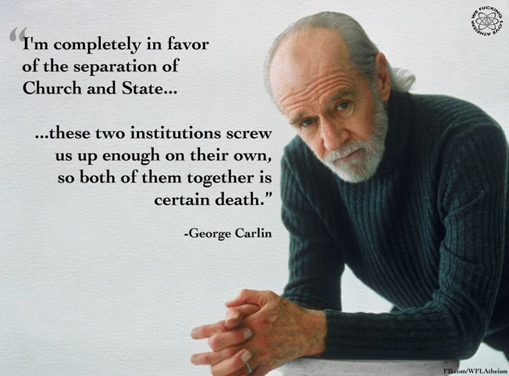 George Carlin Quote On The Ten Commandments: 32 Best Images About George Carlin On Pinterest