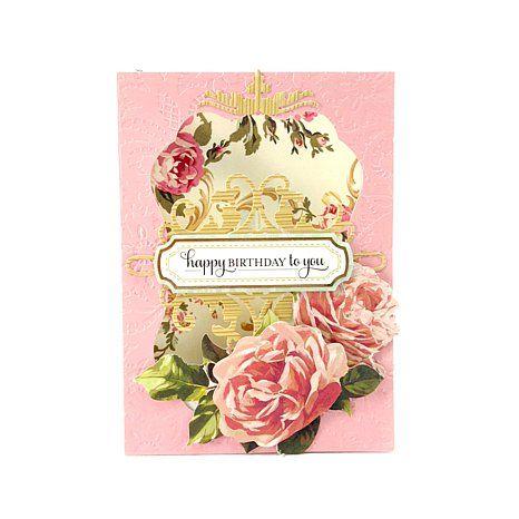 Anna Griffin® Garden Window Cardmaking Kit