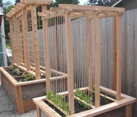 68 Best Images About Raised Bed Gardens On Pinterest Gardens Raised Beds A
