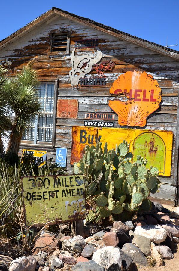 Route 66 hackberry arizona, USA