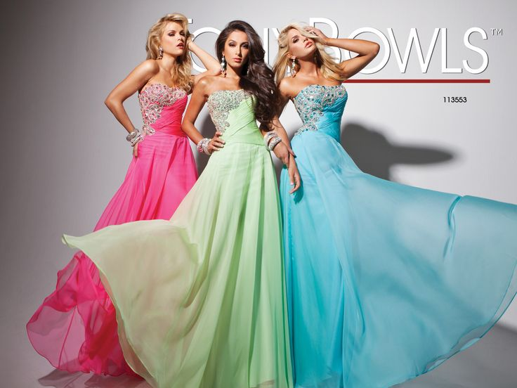 Tony Bowls Le Gala  »  Style No. 113553  »  Tony Bowls Prom 2013 available at Binns of Williamsburg