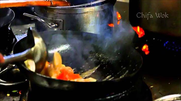 el arte del wok chifa wok peruvian food