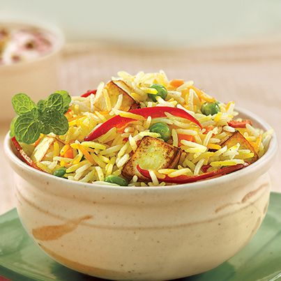 Make your weekend special with this delightful Paneer Pulao. http://www.kohinoorindia.co.in/recipes/main-course/paneer-pulao.html  #McCormickKohinoor #Kohinoor #PulaoRecipe #PaneerPulao