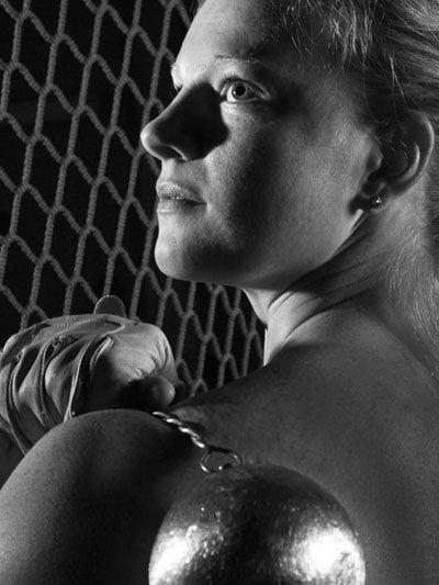 Betty Heidler  (Hammerwurf-Weltrekordlerin)