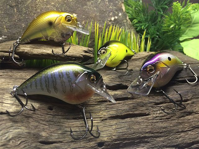 366 best fishing lures images on pinterest bait for Largemouth bass fishing lures