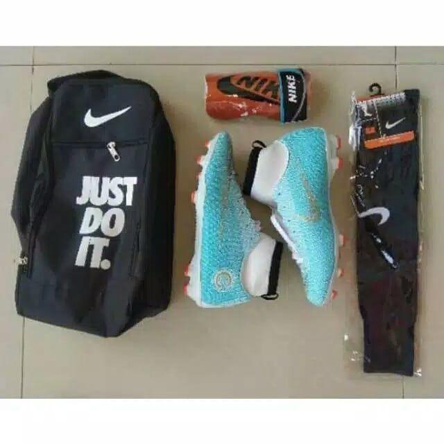 Nike Tiempo Futsal Shoes Grade Ori Quality Ukuran 39 43