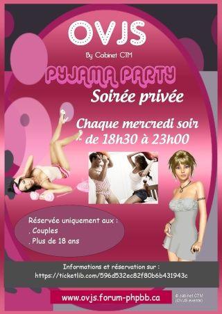 JET7 CLUB PARIS FRANCE vous invite à cette soirée privée http://jet7.generiques.tv/t66-pyjama-party