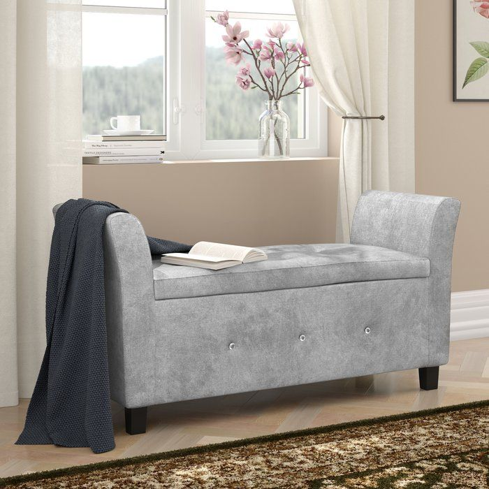 Armstrong Upholstered Storage Bedroom Bench Storage Bench Bedroom Upholstered Storage Bedroom Storage