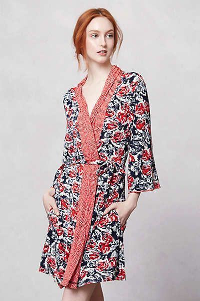 Anthropologie - Centifolia Robe