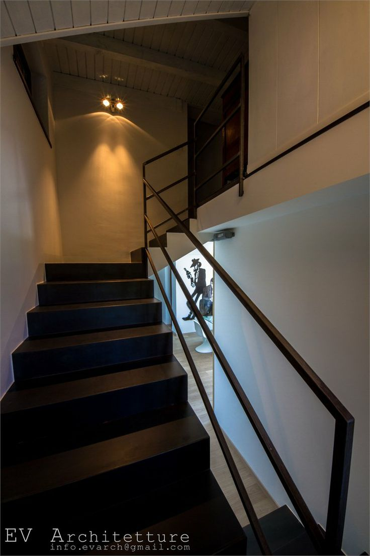 #Italy#apartment#renovation#lupin#vitra#design by Alfredo Vanotti
