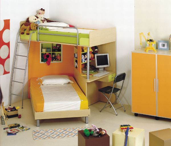 17 best ideas about unique toddler beds on pinterest Awesome bunk beds for kids