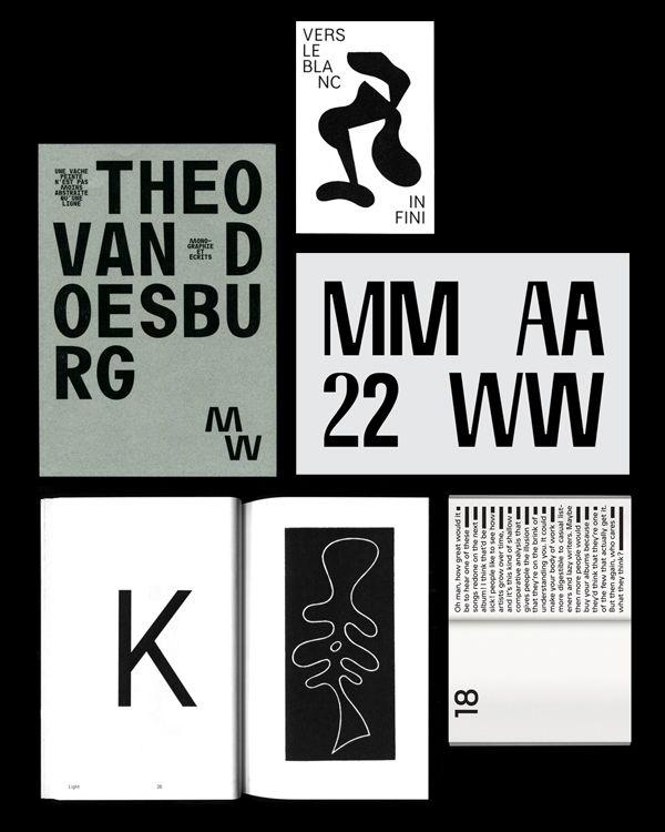 "thisiscatalogue:  ""Amazing work from Paris based graphic / type / web designer Paul Gacon.  """