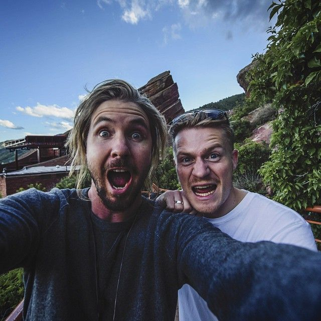 Ben Brown and Jeremy Loops both great photographers