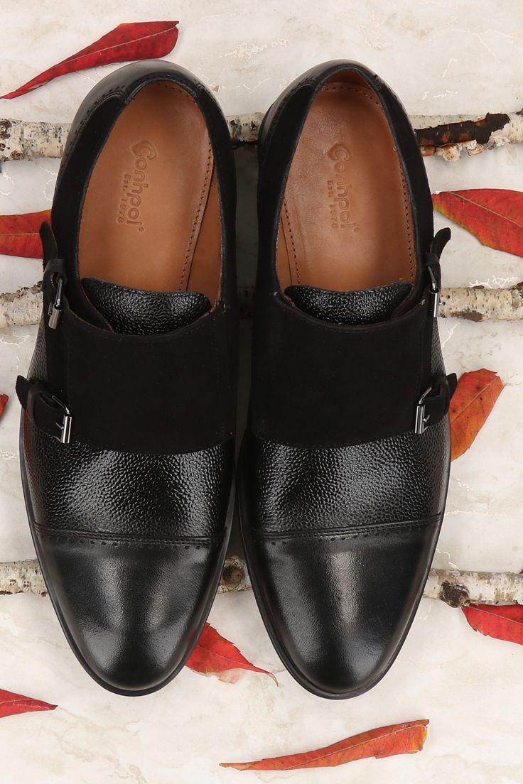 Polbuty Meskie Skorzane Czarne Richard Ce4975 02 Dress Shoes Men Dress Shoes Oxford Shoes