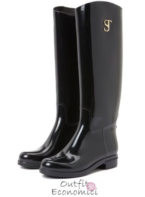 LOW COST RAIN BOOTS