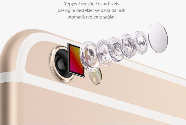 Apple iPhone 6 Plus 16 GB Space Gray ( Apple Türkiye Garantilidir ) :: enucuzfiyat.biz