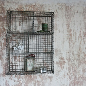 Locker Room Shelf Grey, 52€, now featured on Fab.