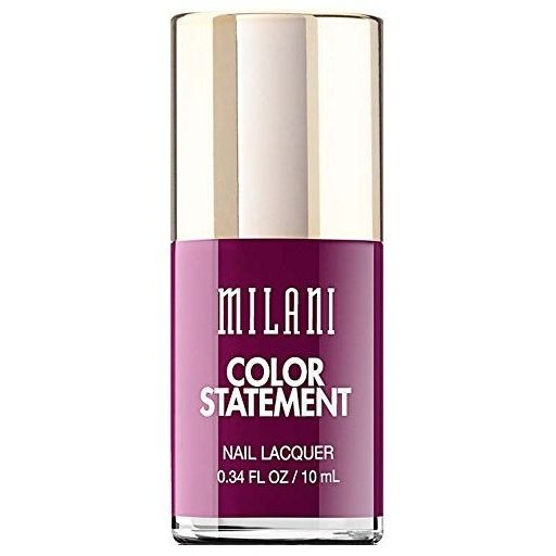 Milani Color Statement Nail Lacquer, Enchanting, 0.34 Fluid Ounce