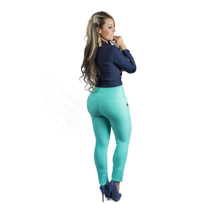 Culito de colores leggins