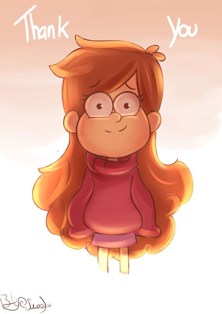I just finished the last episode of gravity falls and ....just wow....! So here's a little something I drew to say thank you to Alex, and you guys .... if it wasn't for this show i wouldn't have fo...