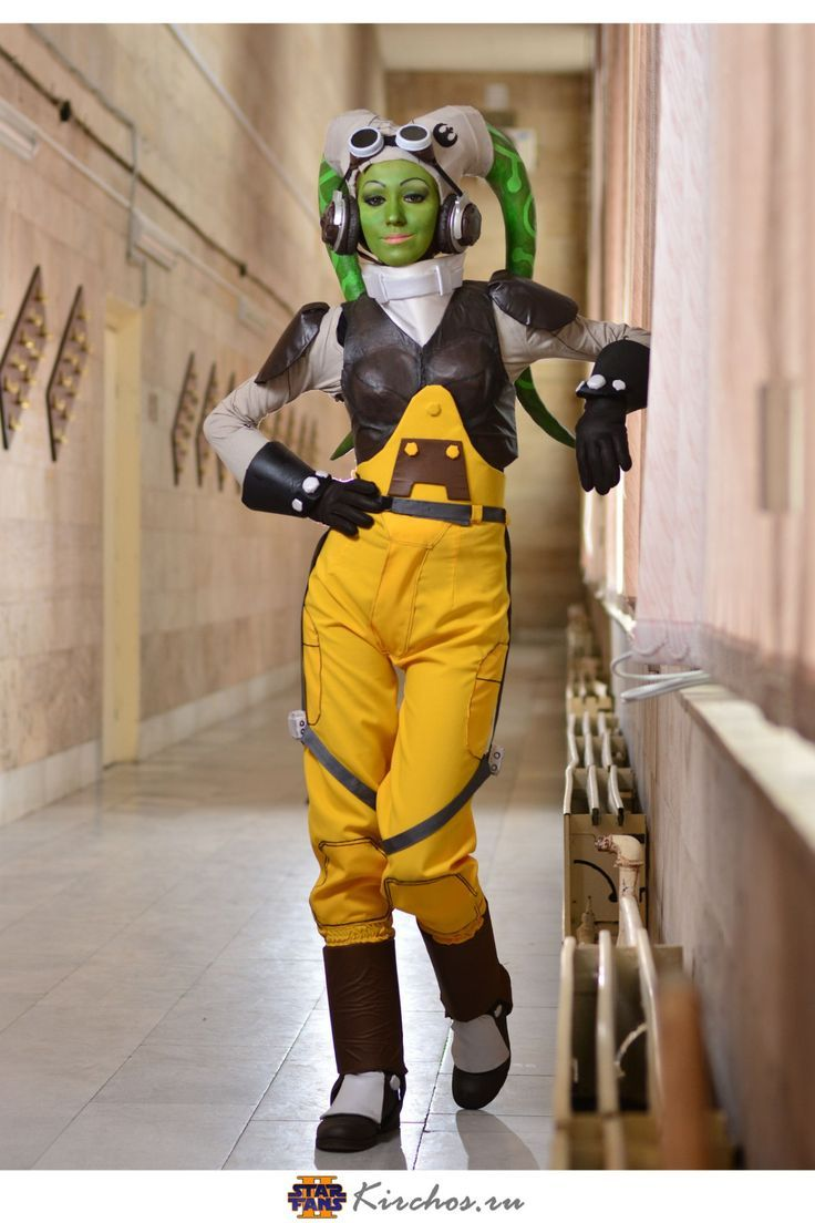 hera syndulla starwarsrebels cool cosplay pinterest