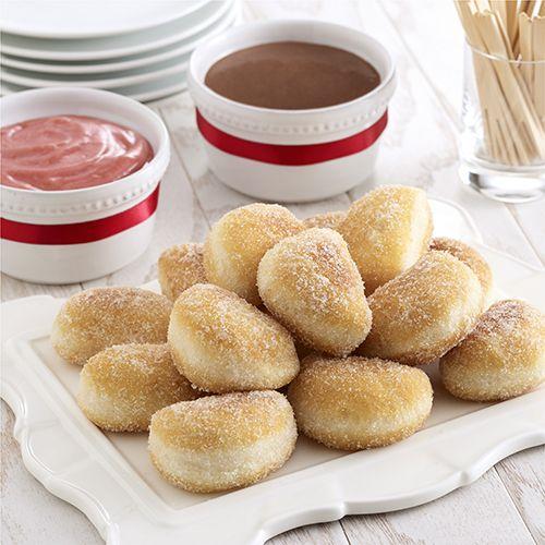 Sugared Donut Bites