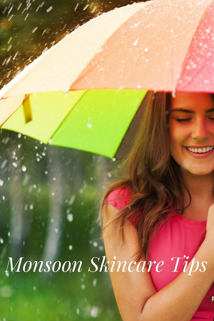 In monsoons cleansing and moisturising are more important, however toning can be skipped as there is no dryness on the skin. Here are few monsoon skincare tips that you must know- 1. A sunscreen is essential even on a cloudy day as the UV rays can penetrate the cloud and harm the skin. 2. Mild chemical peels under skin specialists supervision rejuvenate dull skin in monsoon and maintains skin pH balance. 3. It's really important to wash your face as and when required to keep the skin…