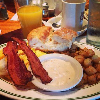 Moving to New Braunfels, Texas? The Top 10 Restaurants to Try ~ Buttermilk Cafe, one of my favorites.